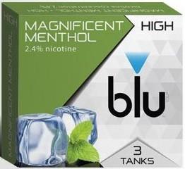 Blu Plus Magnificent Menthol Tank