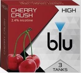 Blu Plus Cherry Crush Tank