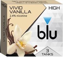 Blu Plus Vivid Vanilla Tank