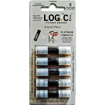 Logic Power Platinum Tobacco Cartridges 2.4%