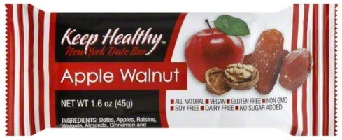 Keep Healthy Apple Walnut
