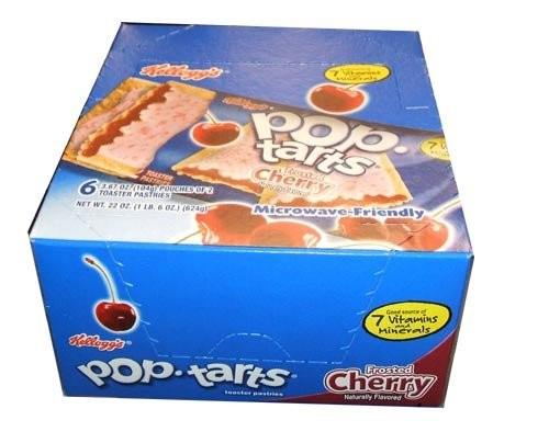Poptarts Cherry